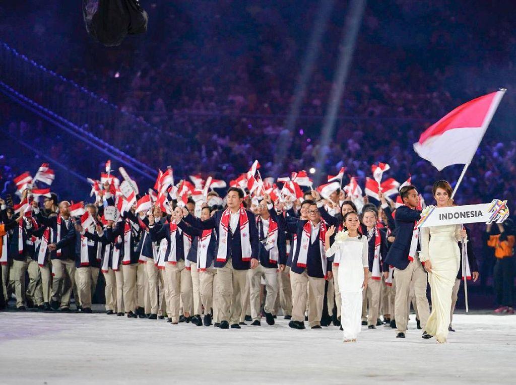 Bonus untuk Peraih Medali SEA Games dan Para Games 2017 Diserahkan Jumat Ini
