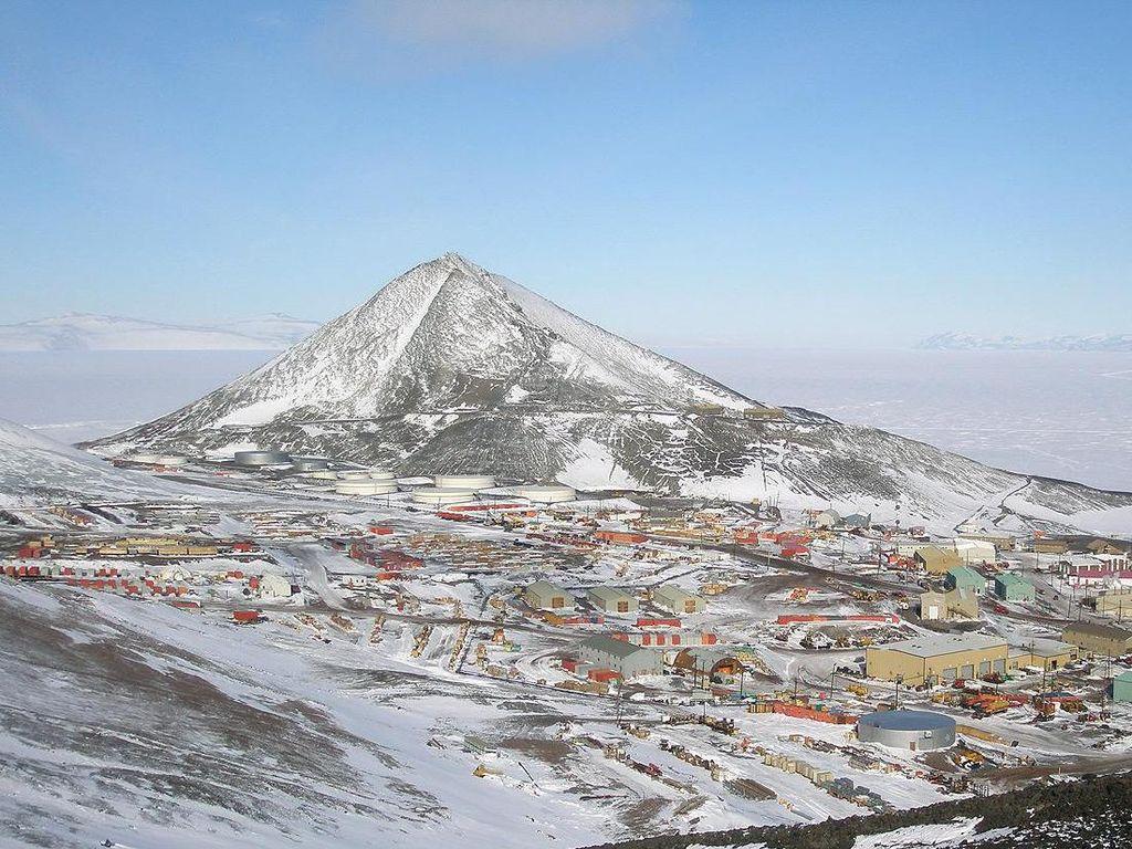 Foto: Kehidupan Manusia di Kutub Selatan