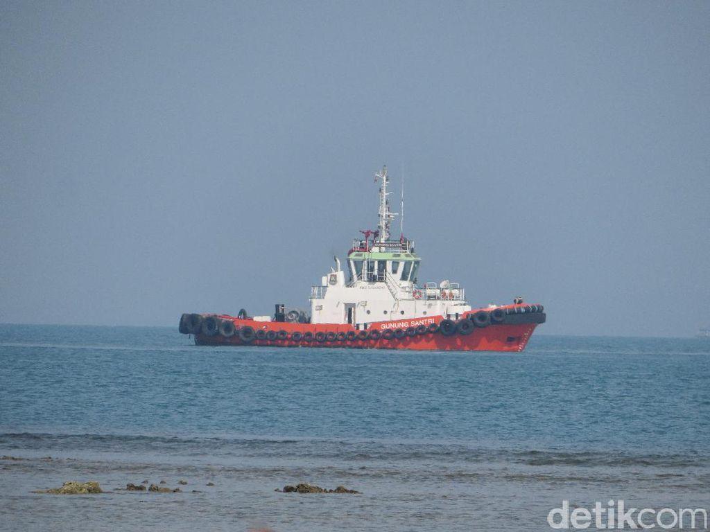 Akses Lagi Dibangun, Ini Progres Proyek Pelabuhan Warnasari