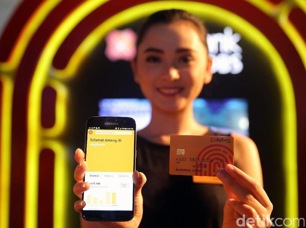 DBS Resmi Luncurkan Digibank