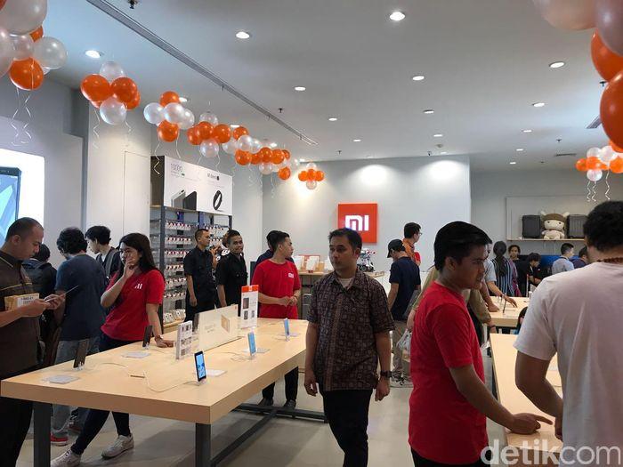 Mi Store. Foto: detikINET/Adi Fida Rahman