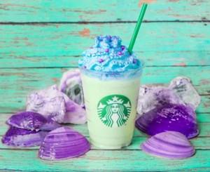 Mermaid Frappuccino Kini Juga Bisa Dinikmati di Meksiko