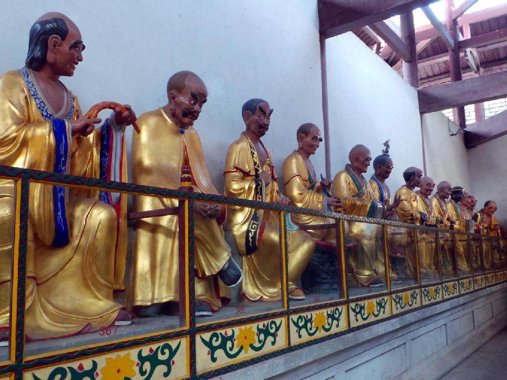 1.000 Wajah Buddha di China