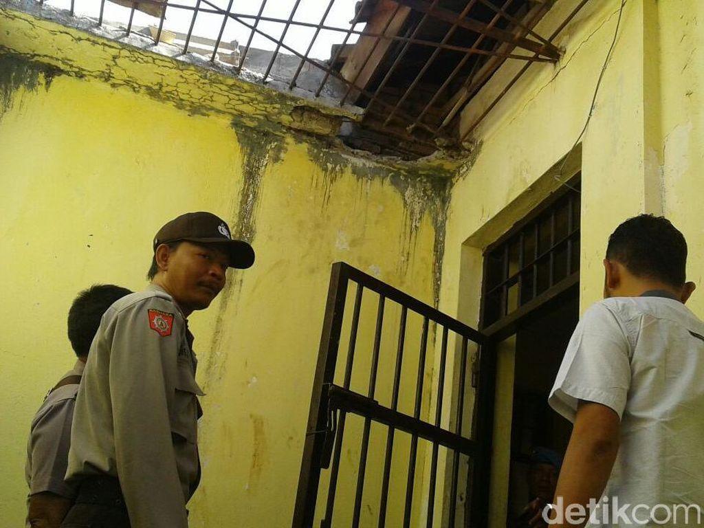 Begini Cara Kadek, Tahanan Polsek Wongsorejo Kabur dari Sel