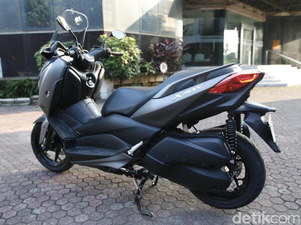 Skutik 250 cc di Indonesia, Mana yang Termahal?