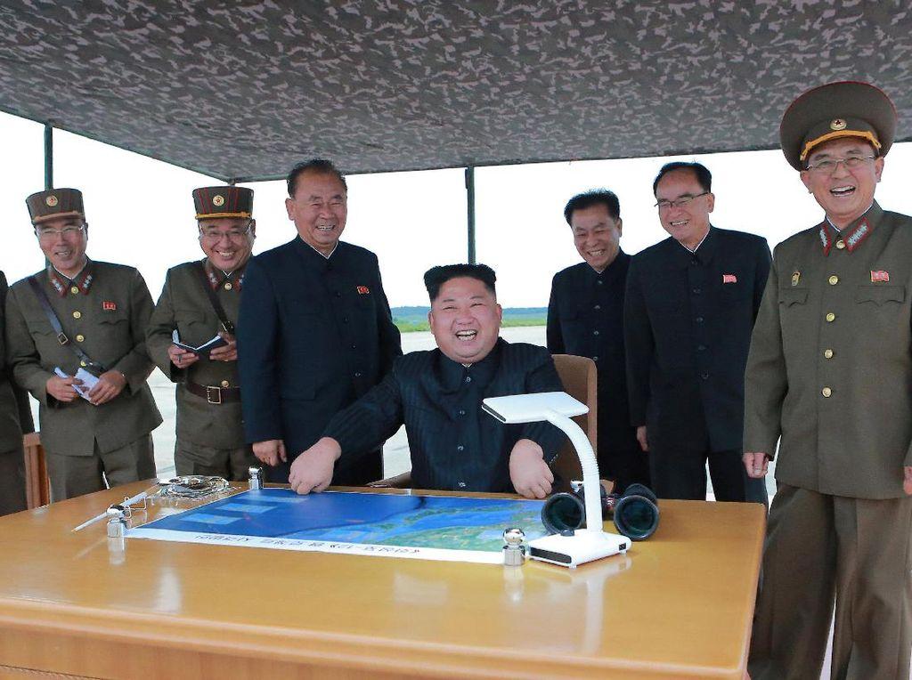 Korut Pastikan Kim Jong-Un Bersedia Bahas Denuklirisasi dengan AS