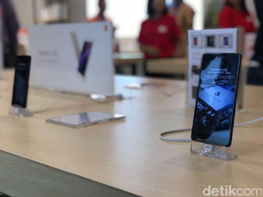 Ponsel Android One Xiaomi Punya Spesifikasi Tinggi