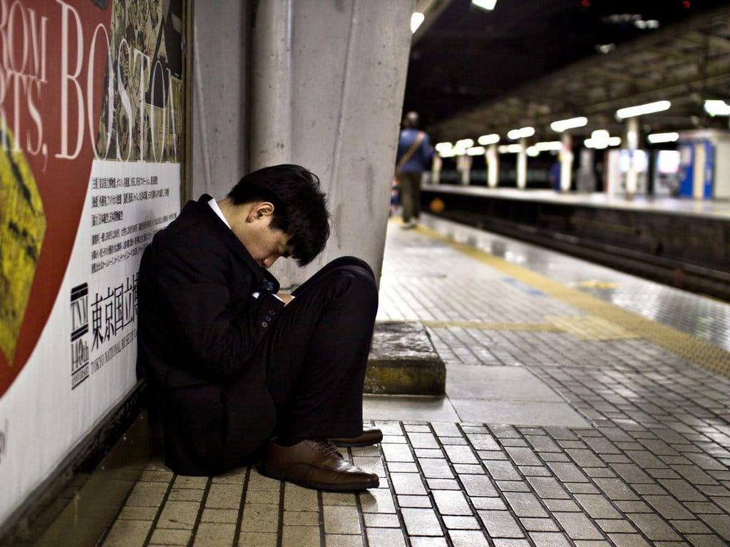 Masuk Resesi, Pengangguran di Jepang Melonjak 2,9%