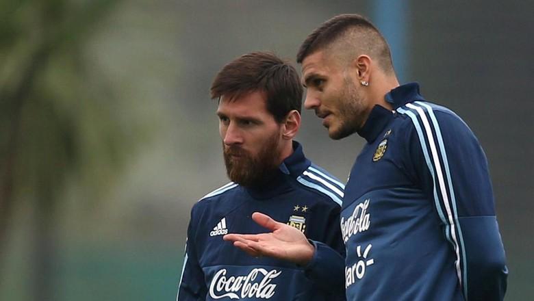 Menunggu Aksi Messi sebagai Juru Selamat Argentina