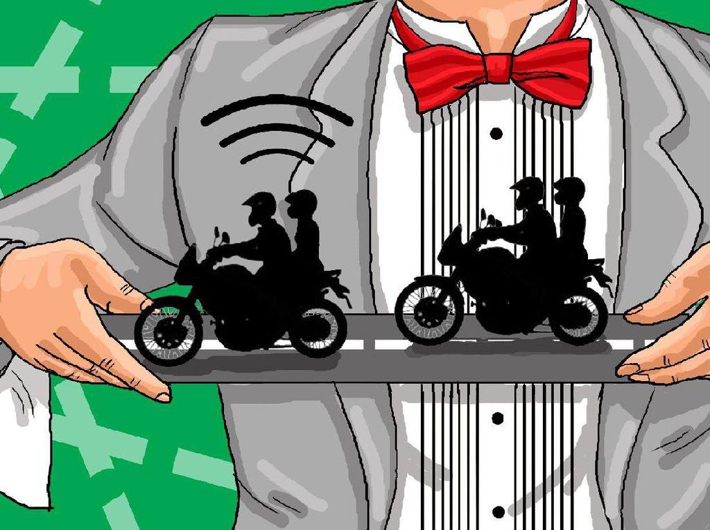 Ancaman Tersembunyi di Balik Perang Harga Transportasi Daring