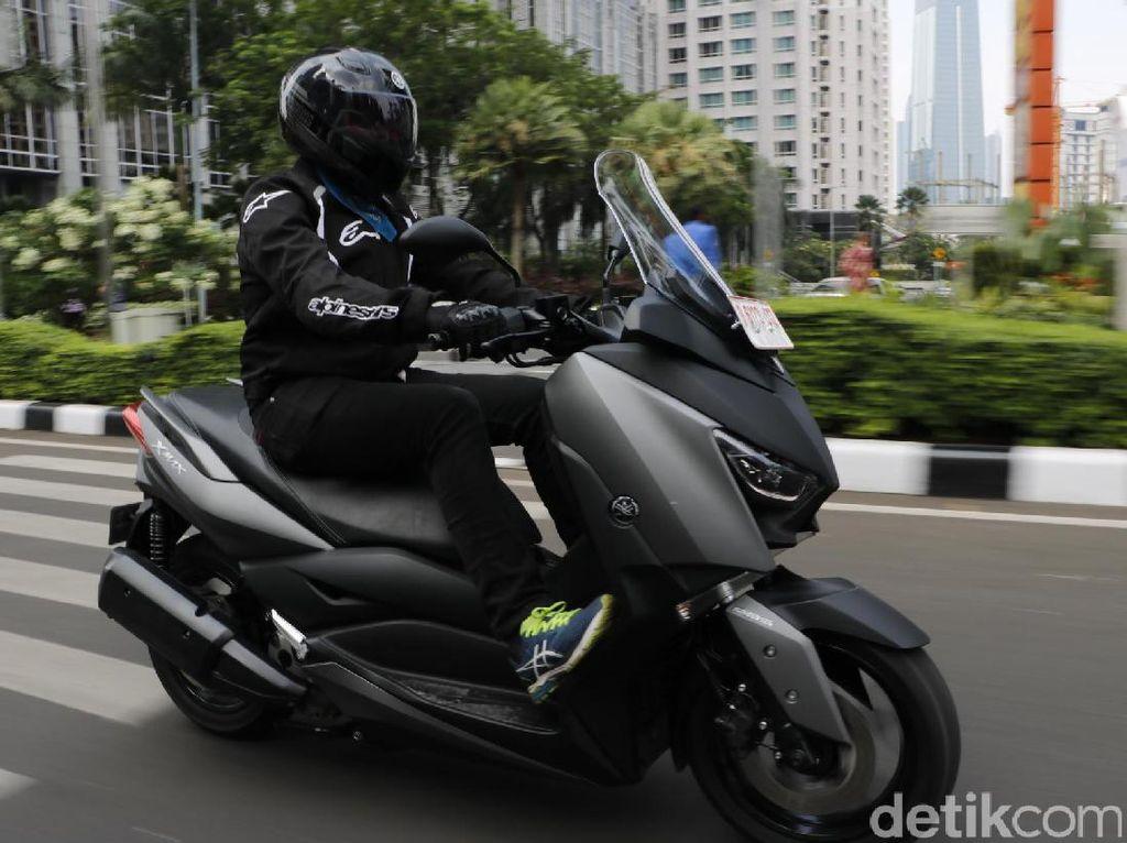 Harga Skutik Bongsor 250cc, Ada yang Tak Sampai Rp 60 Juta