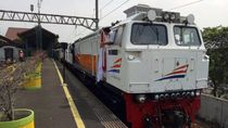 KA Lokal Daop I Jakarta  Tak Operasi hingga 31 Juli, Ini Daftarnya