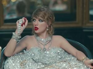 Lagu Baru Taylor Swift Akhiri Dominasi Despacito
