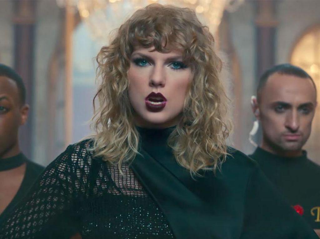 Zayn Malik Anggap Lagu Baru Taylor Swift Menakjubkan