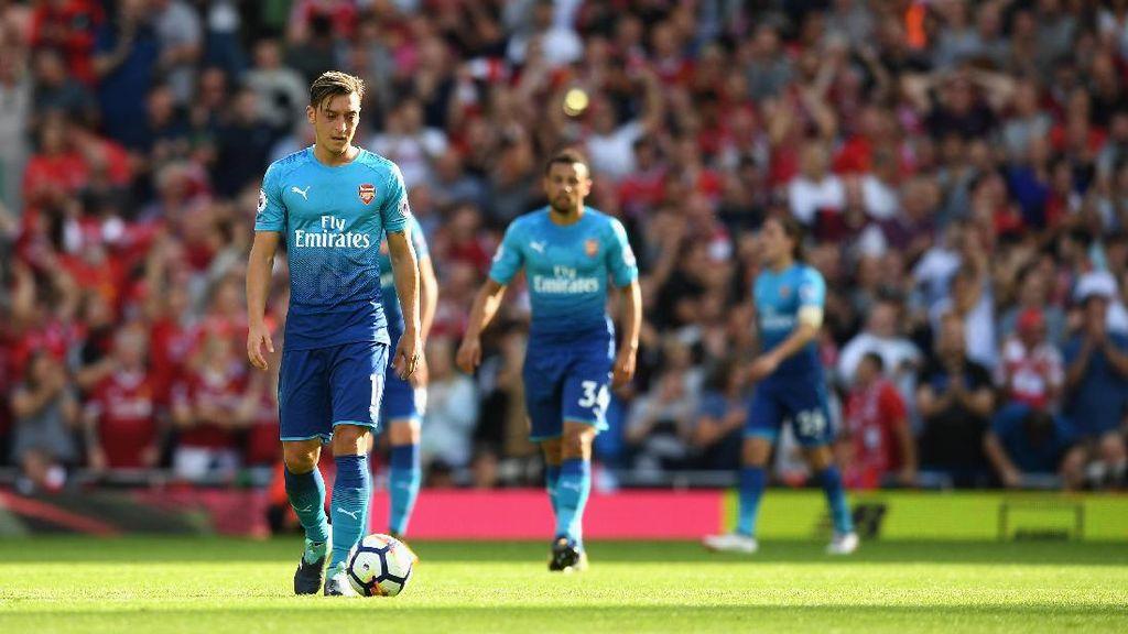 Pemain-Pemain yang Masih Dirumorkan Akan Tinggalkan Arsenal