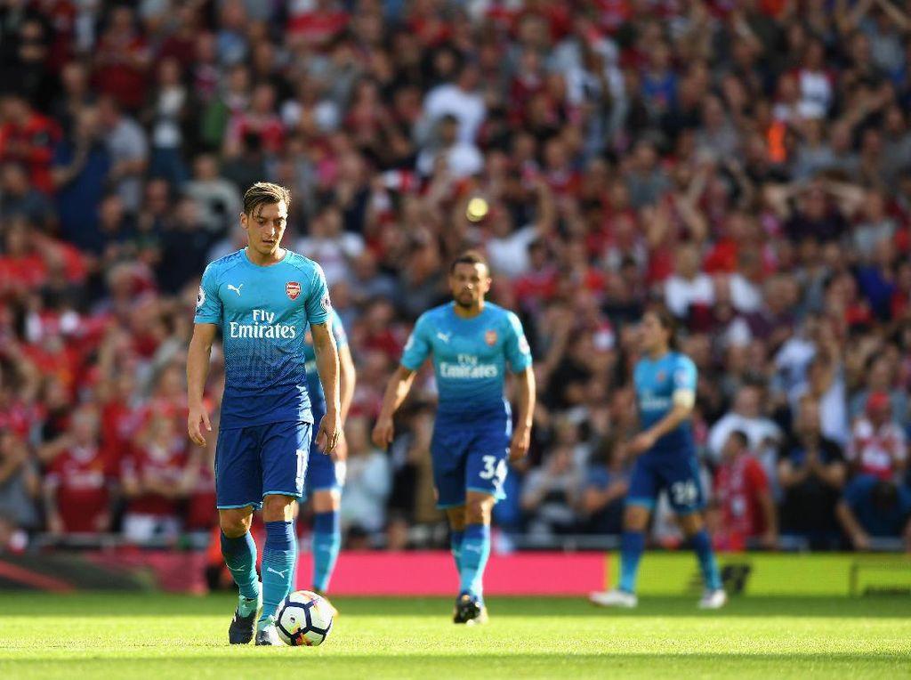 Arsenal Yakin Bisa Bangkit usai Kekalahan dari Liverpool