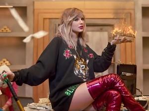 Taylor Swift Buka Semua Kehidupan Pribadi Lewat Video