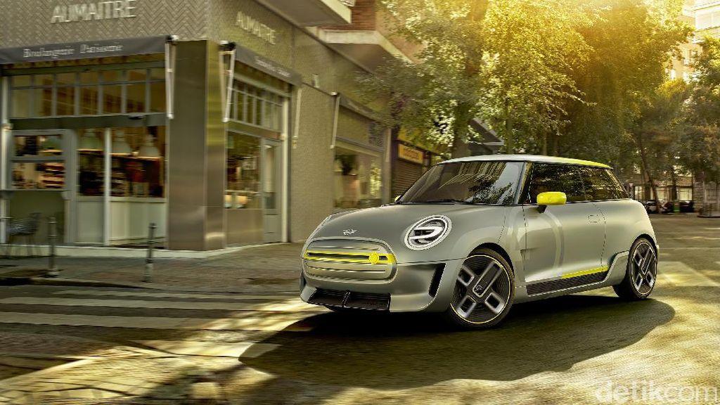 Produsen Mobil dan Raksasa IT Bertarung di Frankfurt
