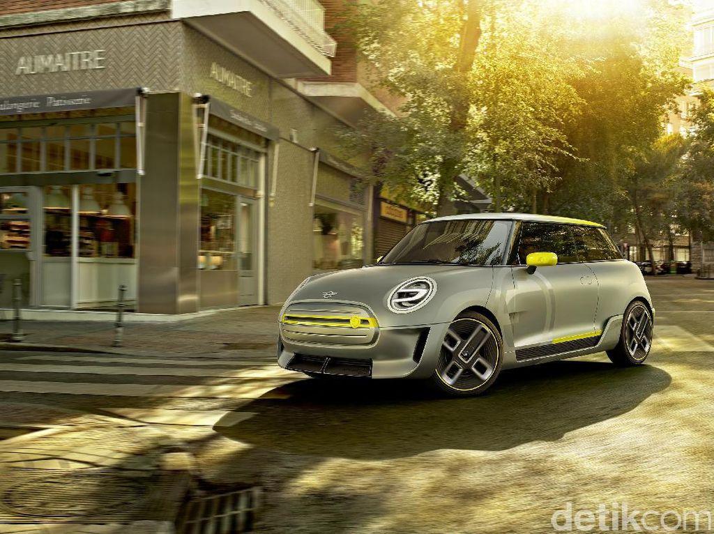 BMW Siap Luncurkan 3 Mobil Listrik Lagi di RI Tahun 2022, Ini Model-modelnya