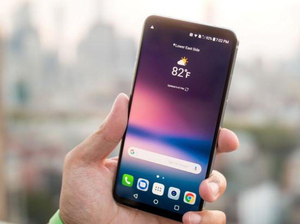 LG Pastikan Indonesia Kebagian V30 Plus