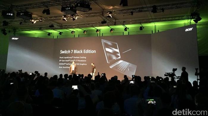 Acer Rilis Notebook Tertipis dan Teringan di Dunia