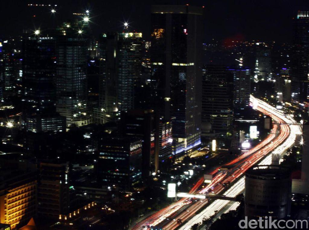 Libur Panjang Idul Adha, Tol Dalam Kota dan JORR Macet