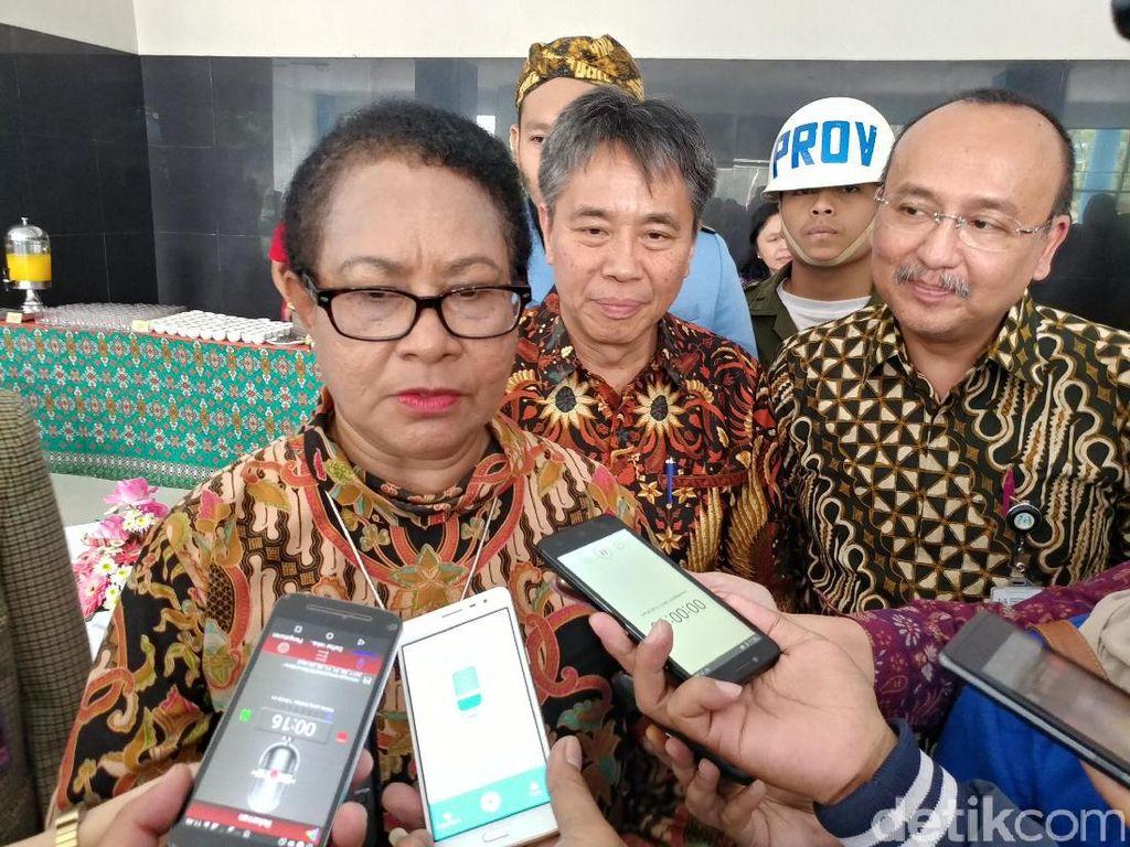 Menteri Yohana Ajak Mahasiswa Putus Mata Rantai Bullying