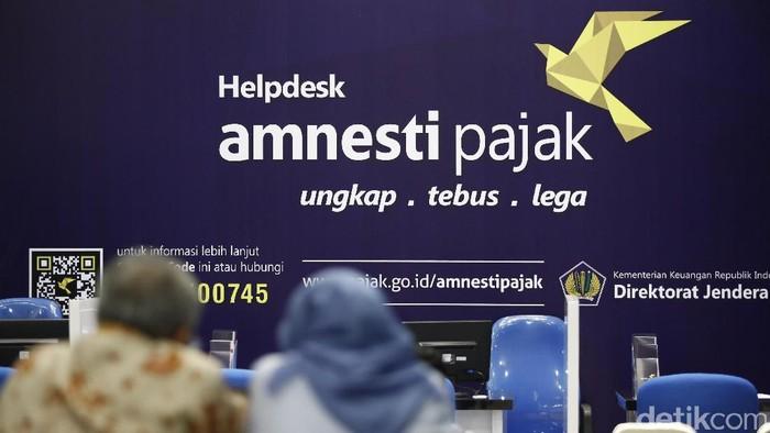 Illustrasi Amnesti Pajak