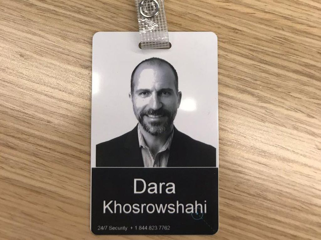 Dara, CEO Baru Uber yang Jenaka