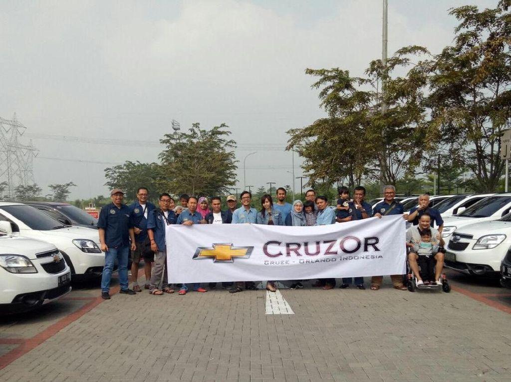 Komunitas CruzOr Indonesia Punya Nakhoda Baru
