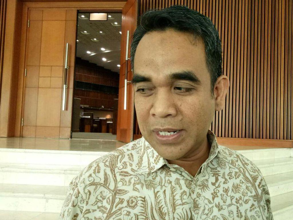 Prabowo: Kemungkinan Pak Muzani Jadi Wakil Ketua MPR