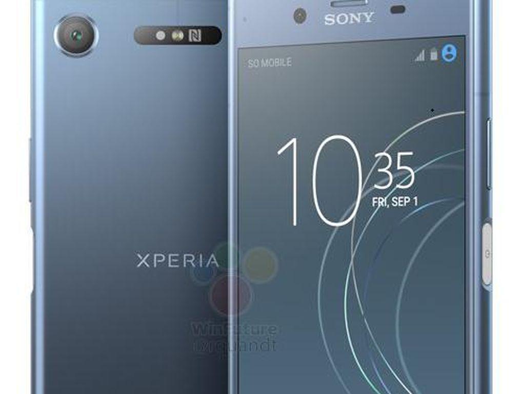Xperia XZ1 Jadi Kejutan Sony di Berlin?