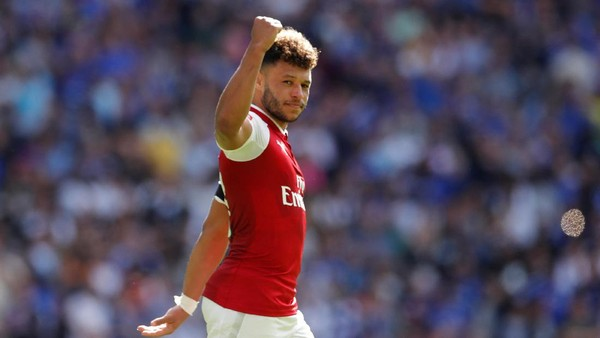 Liverpool Resmikan Transfer Oxlade-Chamberlain