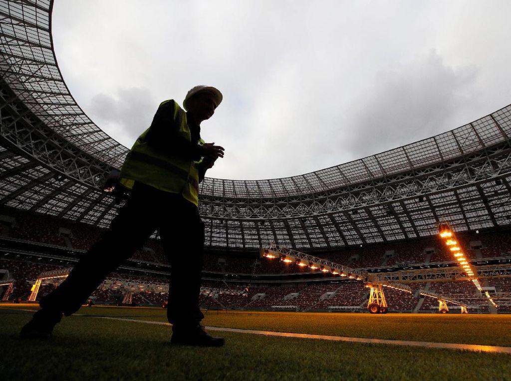 Menengok Kembaran GBK di Rusia: Luzhniki