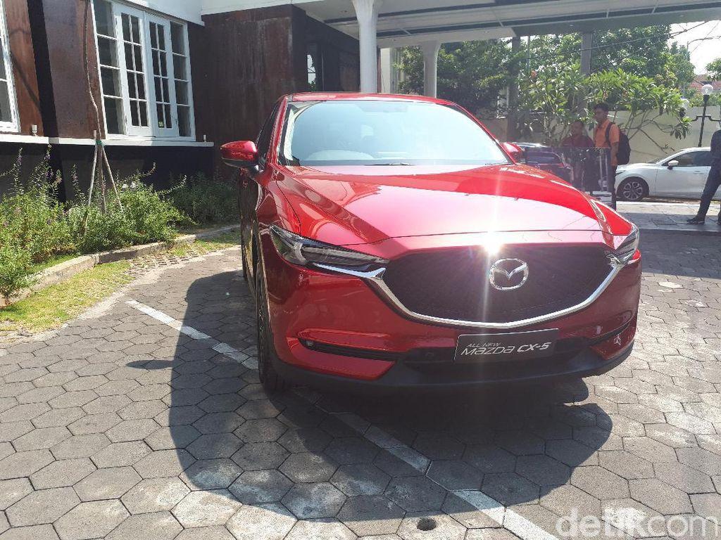 Mazda CX-5 Dirilis di Surabaya, Harganya Mulai Rp 531,8 Juta