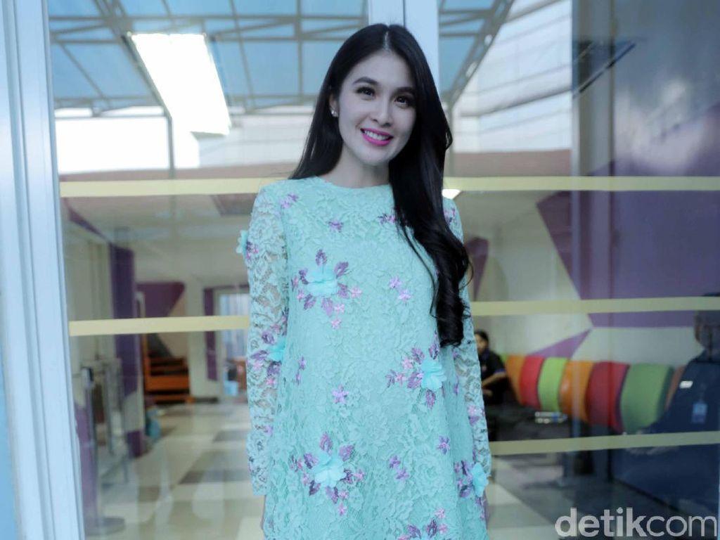 Manisnya Sandra Dewi saat Hamil