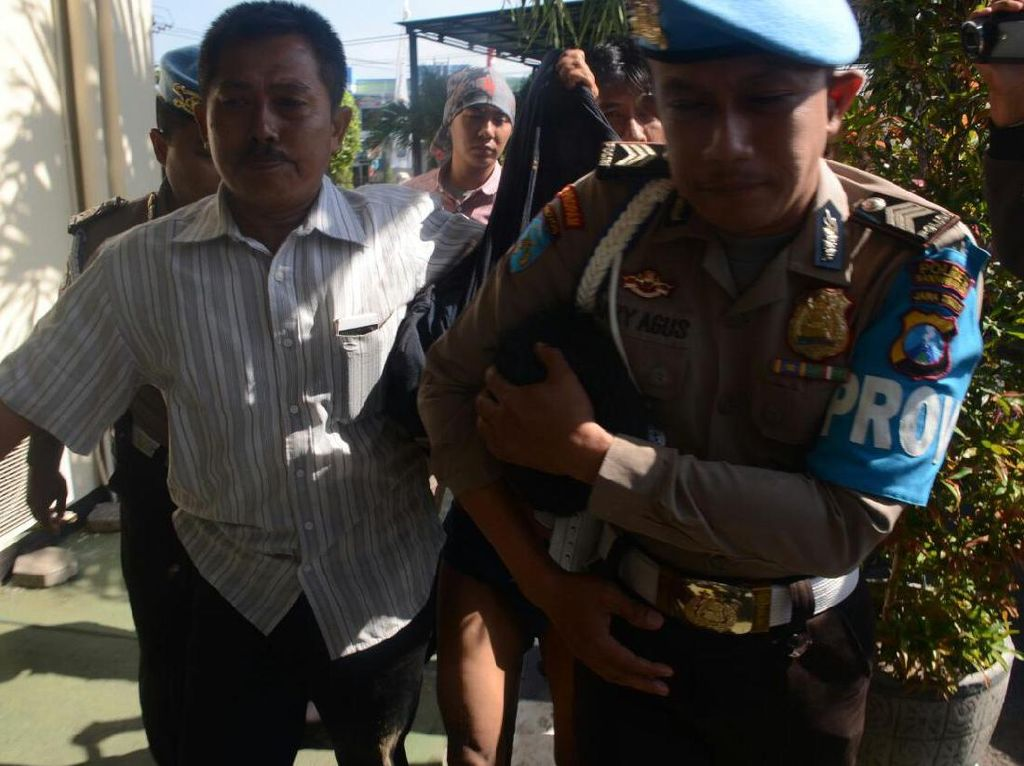 Pelarian Tahanan Polsek Wongsorejo Berakhir, Ditangkap di Selat Bali