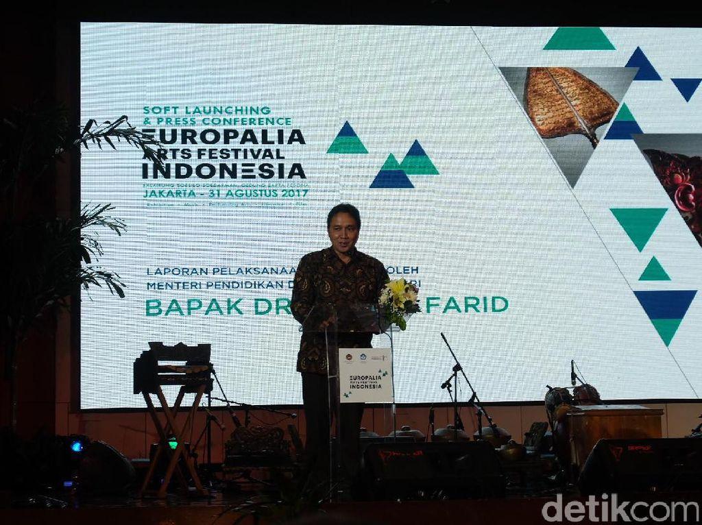 Festival Europalia 2017 Jadi Ajang Unjuk Gigi Indonesia pada Dunia