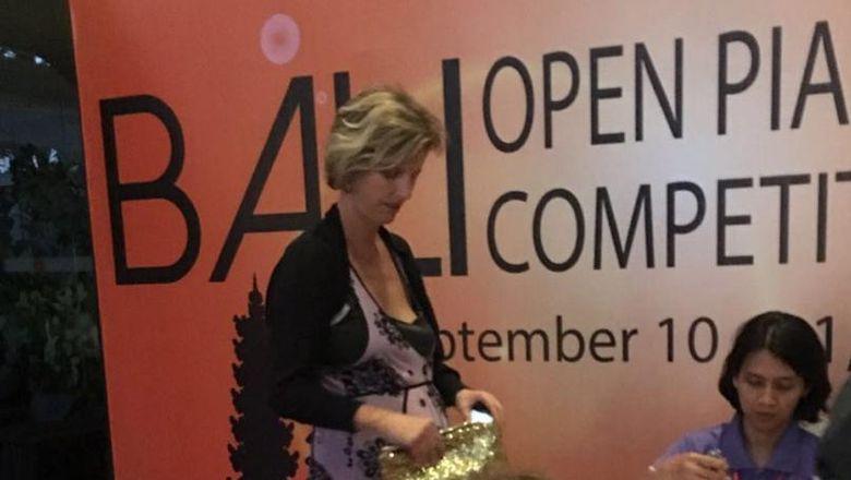 Bali International Open Piano Competition (Foto: Kemenpar)