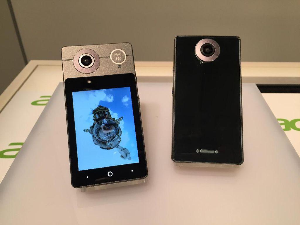 Holo360 dan Vision360, Duet Kamera 360 Canggih dari Acer