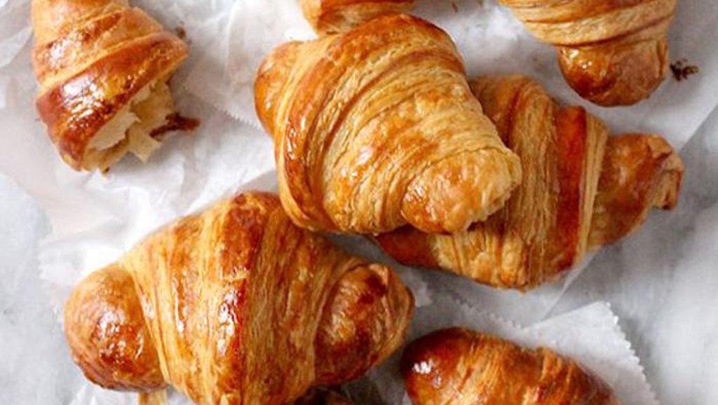 Krenyes Enak 9 Croissant Gurih dan Manis untuk Sarapan hingga Camilan