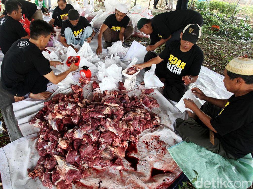 Diminta Sediakan Wadah untuk Daging Kurban, Ini Kata Pemprov DKI