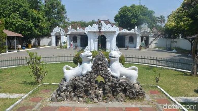 Foto: Keraton Kasepuhan Cirebon (Sudirman Wamad/detikTravel)