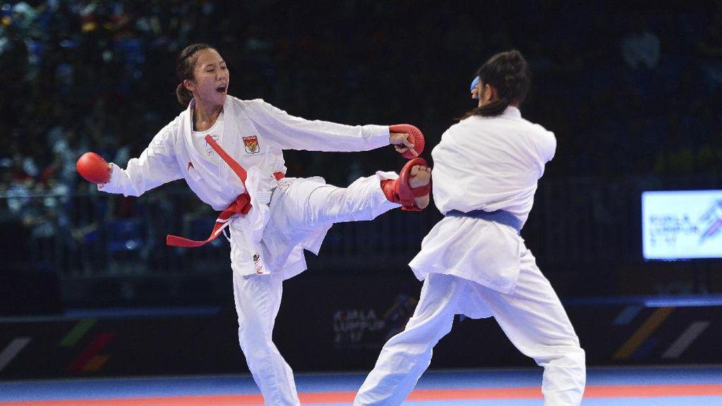 Karate Tunggu Komando Satlak Prima untuk Pelatnas Asian Games 2018
