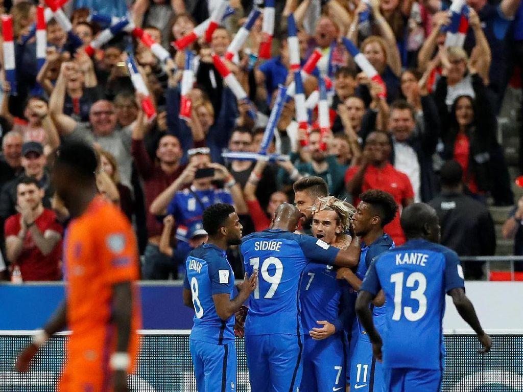 Kedalaman Skuat Prancis Bikin Hummels Amat Terkesan