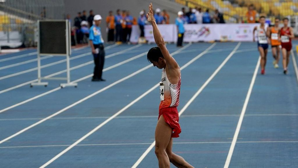 Hendro Membangun Trek ke Asian Games 2018 Sejak di Kuala Lumpur