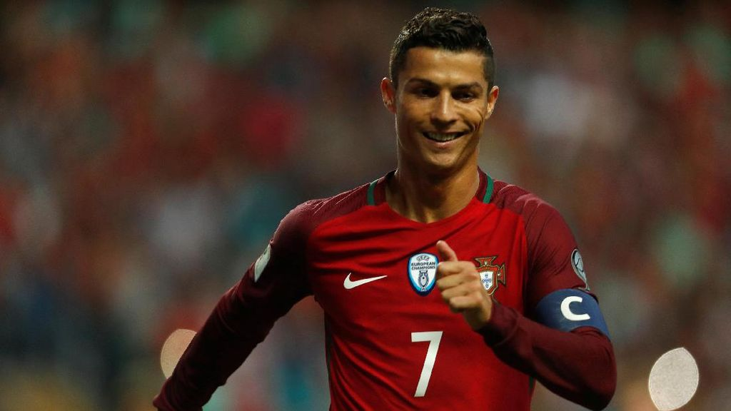 Parade Perayaan Gol Ronaldo