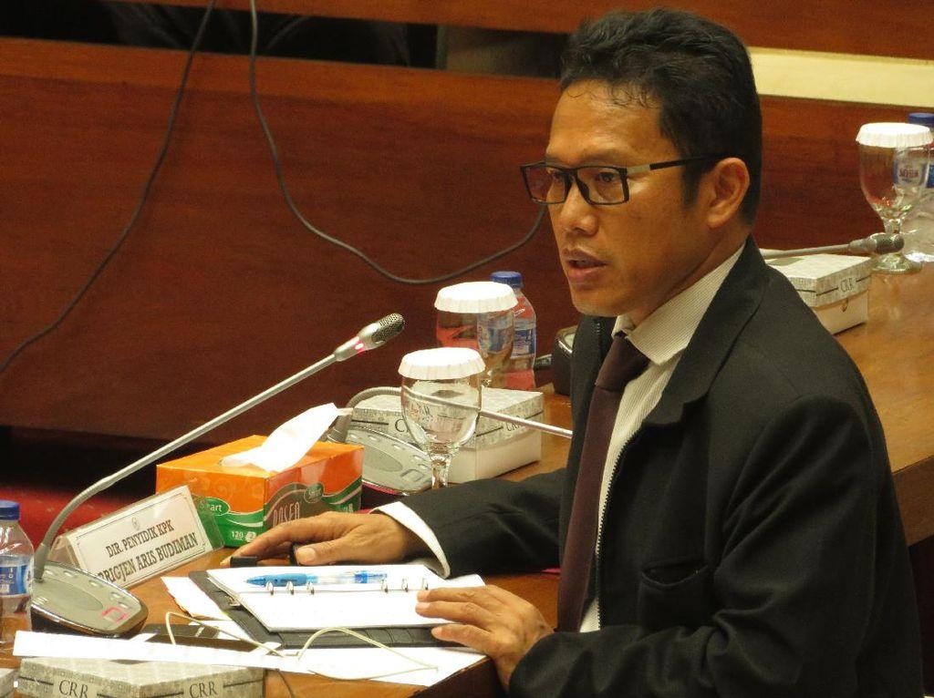 Polri Bicara Peluang Aris Budiman Jadi Deputi Penindakan KPK