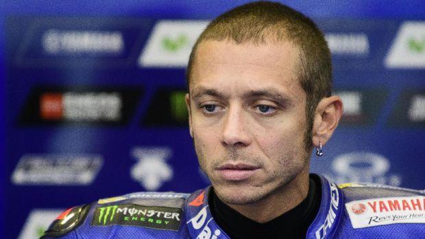Valentino Rossi masih akan absen di GP Aragon.