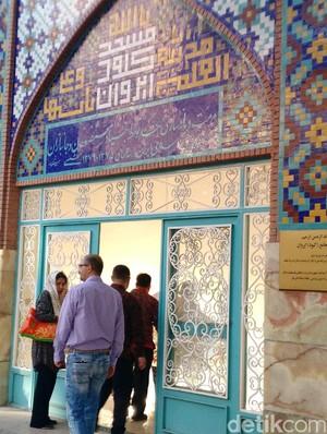 Foto Idul Adha di Negara Pojok Timur Tengah yang Hanya Ada 1 Masjid